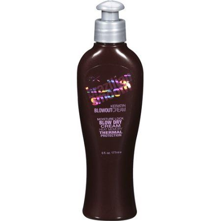 FX Special Effects Brazilian Smooth Keratin Blowout Cream, 6 oz