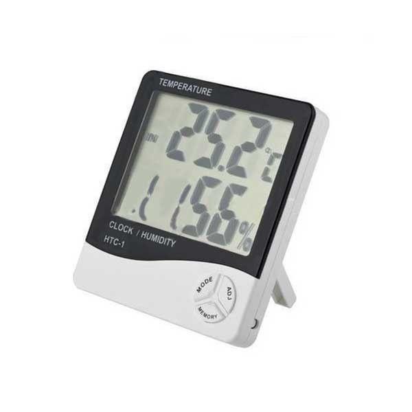 LCD alarma de termometro de metro de umidade de temperatura digital marcam hora: Bid: 20,32€ Buynow Price 20,32€ Remaining Manter Até Vender