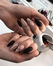Feb 21, 2020 – #120Latest #andnails #art #Designs #Hottest #Ideas #120Latest #andnails #Art #black nail #Designs #Hottes…