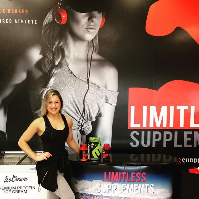 @zusje_h stocking up for the month; with Limitless Vitamin C, Limitless Omega 3 and @musclepharm Combat 100% Isolate in Chocolate Swirl