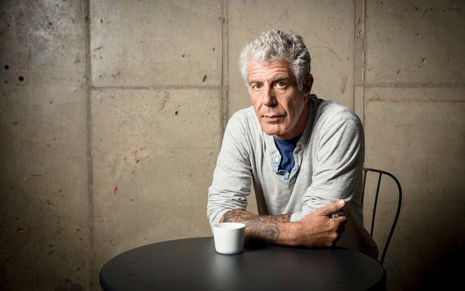 Anthony Bourdain launches an online travel guide so you can see the world through the eyes of the celebrity chef.