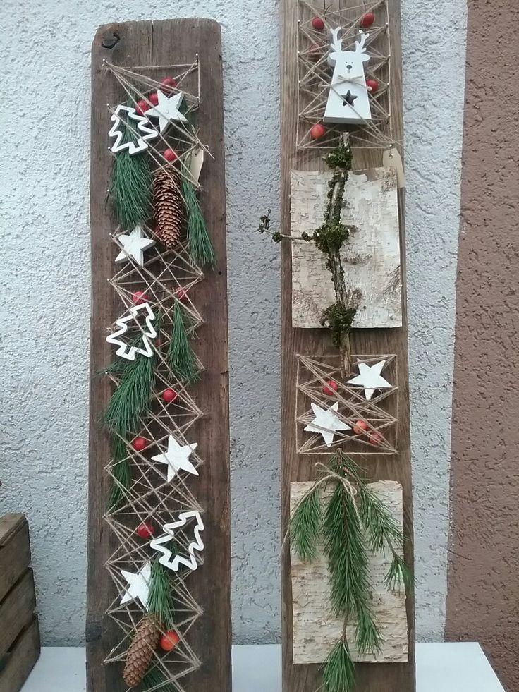 Die besten 25+ Weihnachtsschmuck hirsch Ideen auf Pinterest Edle - weihnachtswanddeko basteln