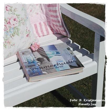 Havets Sus, Instagram, my garden, Greengate, book