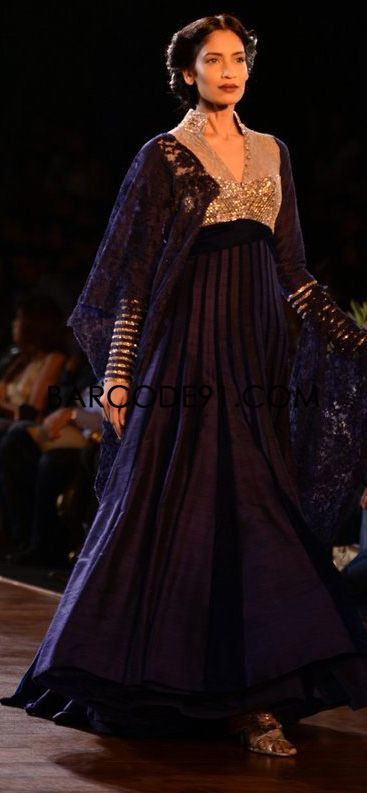 http://www.barcode91.com/designers/manish-malhotra.html Manish Malhotra's heavy ethnic collection inspired bythe silhouettes of royality at PCJ Delhi Couture Week 2013.