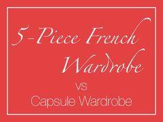 5-Piece French Wardrobe System auf deutsch erklärt - Wie funktioniert die French Wardrobe?