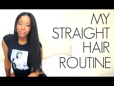 Vloggers Share Their Routines for Flat Ironing Natural Hair - The Natural Community