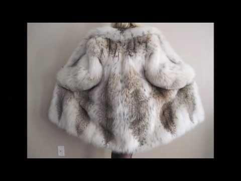 Woman In White Fox Fur Part 22