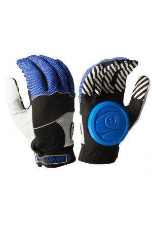 sector 9 apex slide gloves blue