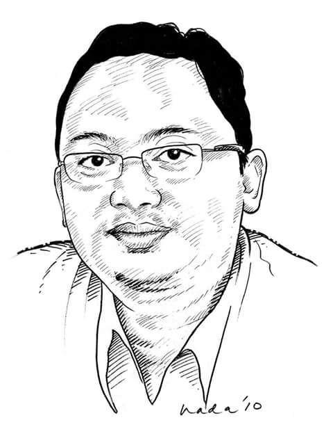 KH. Hasyim Muzadi Penarik Lokomotif Intelektual Muslim Tradisional