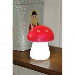 Veilleuse champignon lumineuse pour enfants et bébé