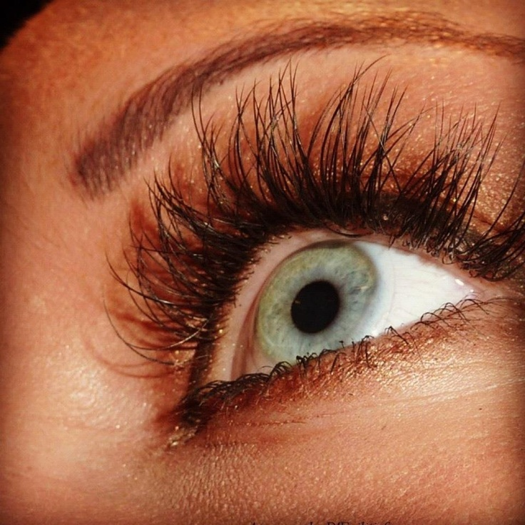 Lovely wimperextensions