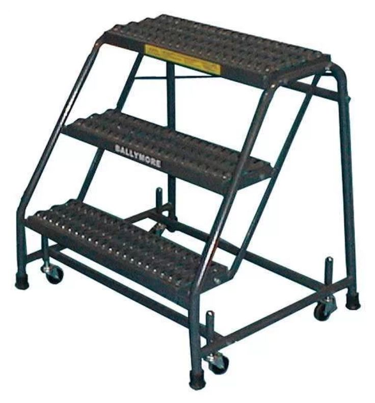detail ladder stool step steps buy rolling product moving