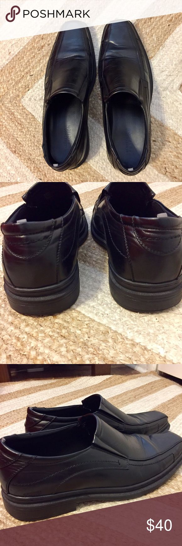 Kenneth Cole Reaction Men's Dress Loafers Kenneth Cole Reaction Men's Dress Loafers size 13. Very good condition. Open to all reasonable offers. Kenneth Cole Reaction Shoes Loafers & Slip-Ons