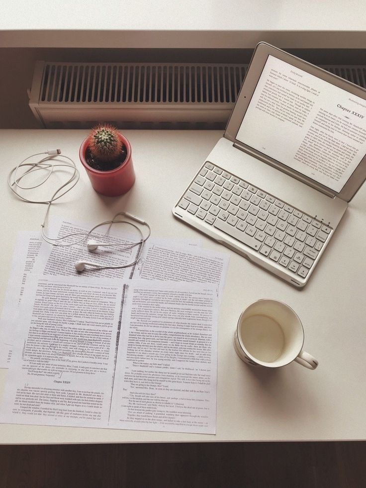 "odysseyi: ""picture from a few days ago when i was studying for an exam - featuring an empty tea cup and my little cactus. i can't believe i am finally done with my exams and i can enjoy a little break. i still feel a little pang of fear that i might..."