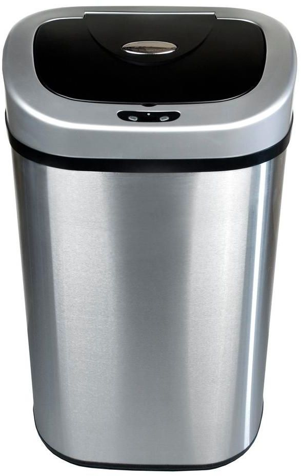 Lovely Large Metal Trash Cans