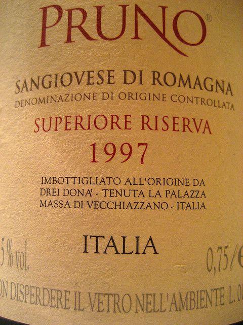 Sangiovese di Romagna