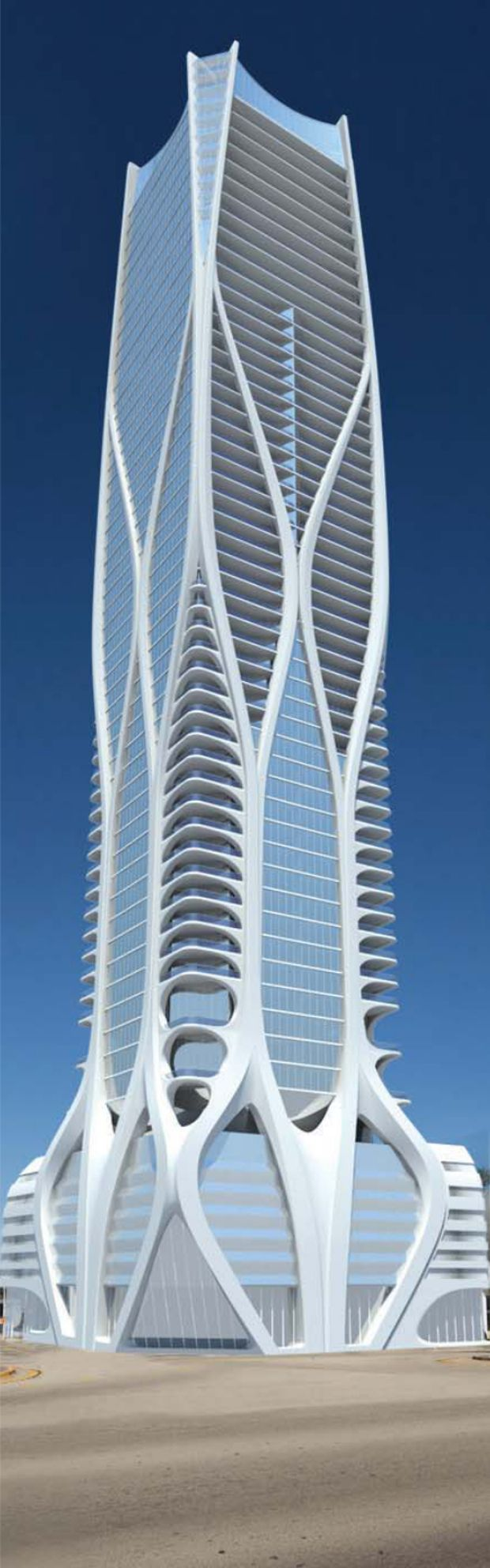 Departamentos en Miami - ONE THOUSAND MUSEUM - Torre de alta gama torres alta gama
