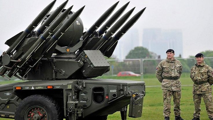 Most Terrifying Heavy Weapons of US Military in Future ...