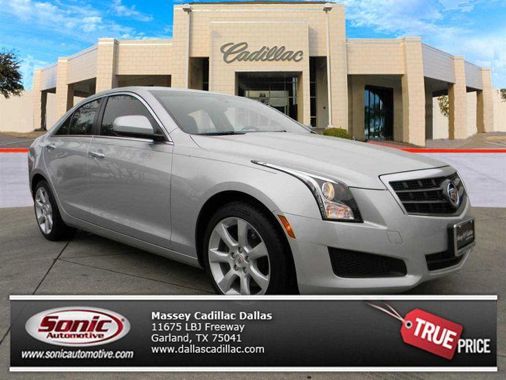 Best Cadillac ATS Images On Pinterest Cadillac Ats Dallas - Cadillac dealership in dallas tx