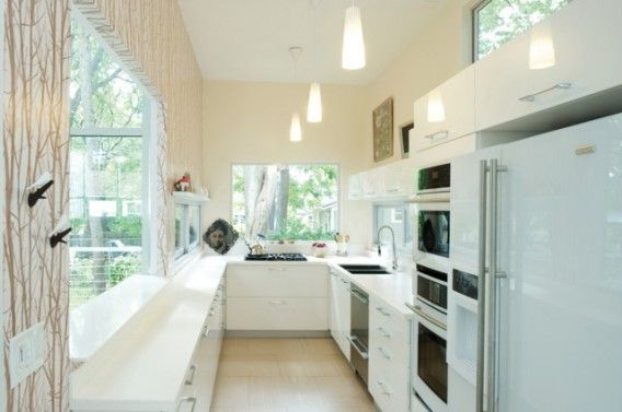 Perfect Galley Kitchen On Kitchen With Home Contained Galley Kitchen 568x377 From Jetson Green Photo