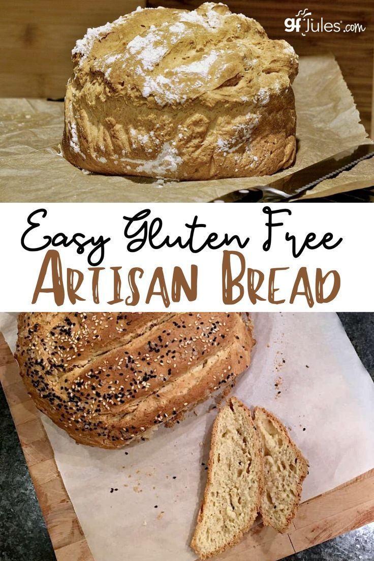 Gluten Free Artisan Bread Quick And Easy Gfjules Recipe In 2020 Artisan Bread Recipes Gluten Free Artisan Bread Artisan Bread