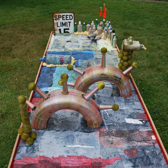 9 Best Awesome Mini-Golf Obstacles Images On Pinterest