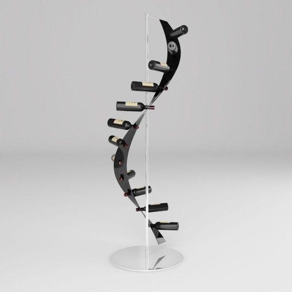 Comprar online Botellero Spyro. Mast Elements. Botellero design by Maurizio Ciabattoni. Dimensiones: Ø 58 x 187h cm.
