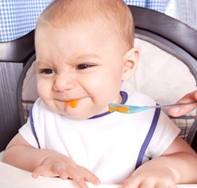 Fussy little eater | Forbaby.co.nz