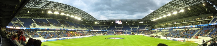 Spurs/RBNY Fan: NY Red Bulls to Host Tottenham in July (photo credit: Tak Hung Yeung/ Wikimedia Commons)