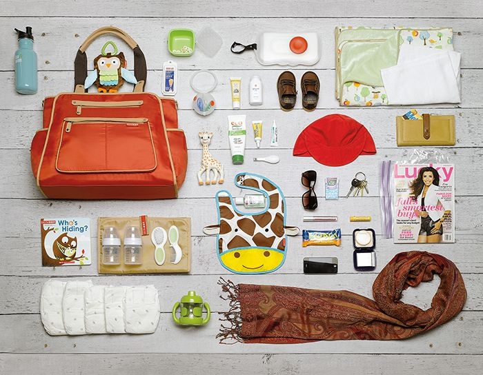Grand Central diaper bag. This is the diaper bag I need. Because I over pack for everything. Including my child.