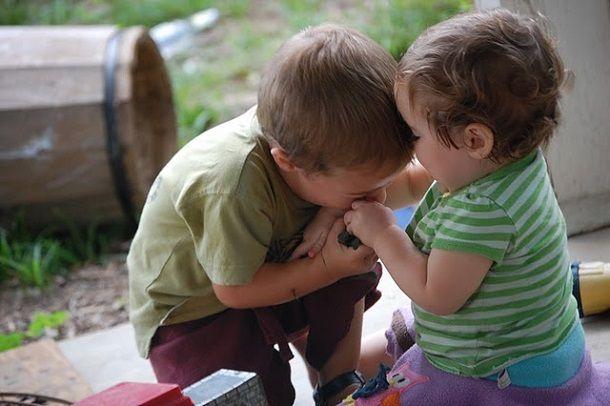 Çocuklarda saldırganlık