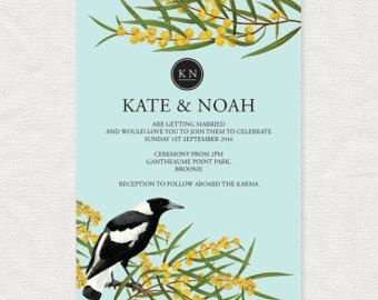 wedding invitations australia – Etsy AU