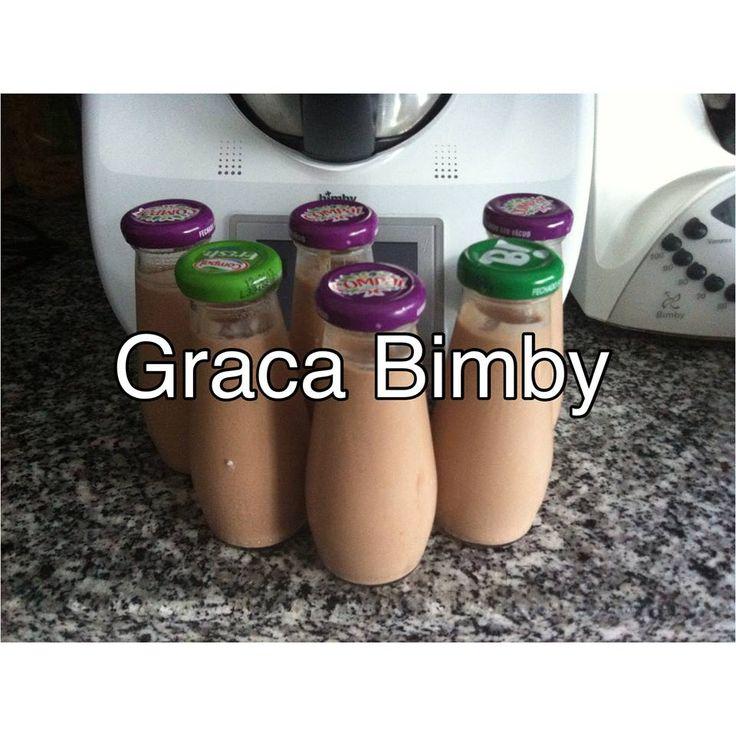 Bimby Truques & Dicas: Iogurtes líquidos