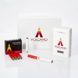 Volcano e cig may satisfy your real cigarette taste...