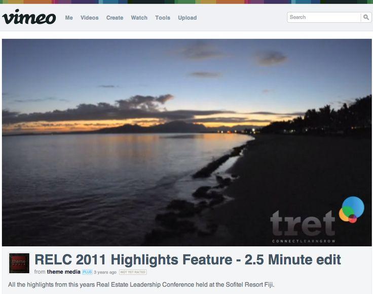 TRET Conference Fiji Highlights Reel