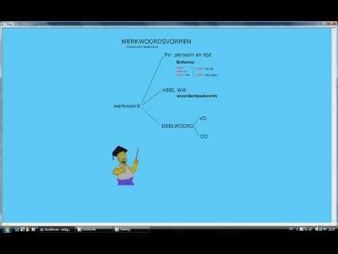 Instructie werkwoorden groep 8 - Citotrainer