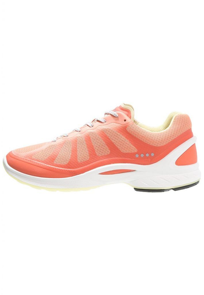 ecco BIOM FJUEL BLAZE Sneaker low coral blush/coral/popcorn für Damen