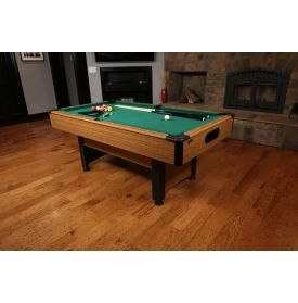 Mizerak Dynasty Space Saver 6.5 FT Pool Table - Dick's Sporting Goods