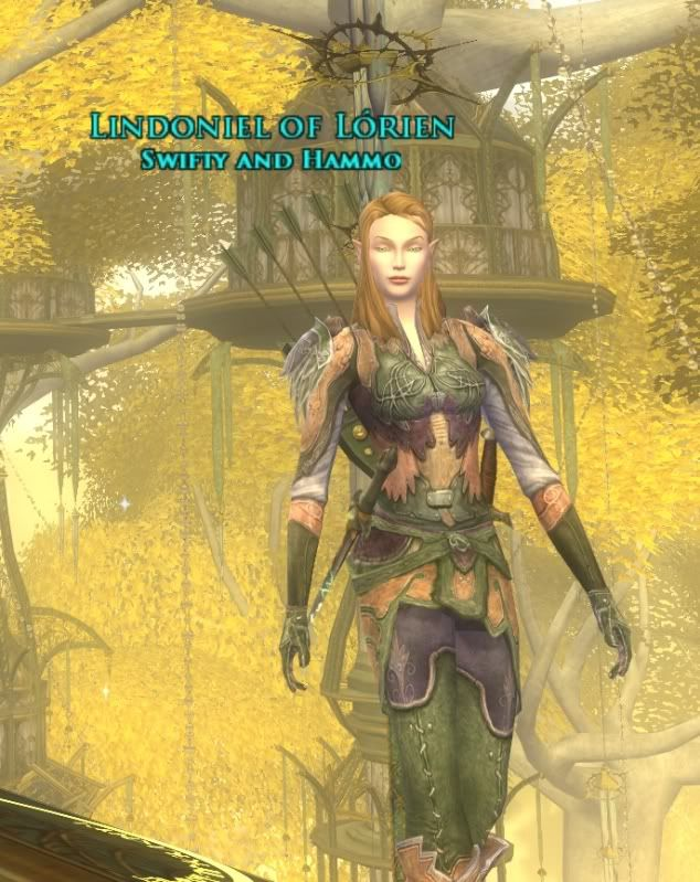 Lord Of The Rings Online Nen Harn