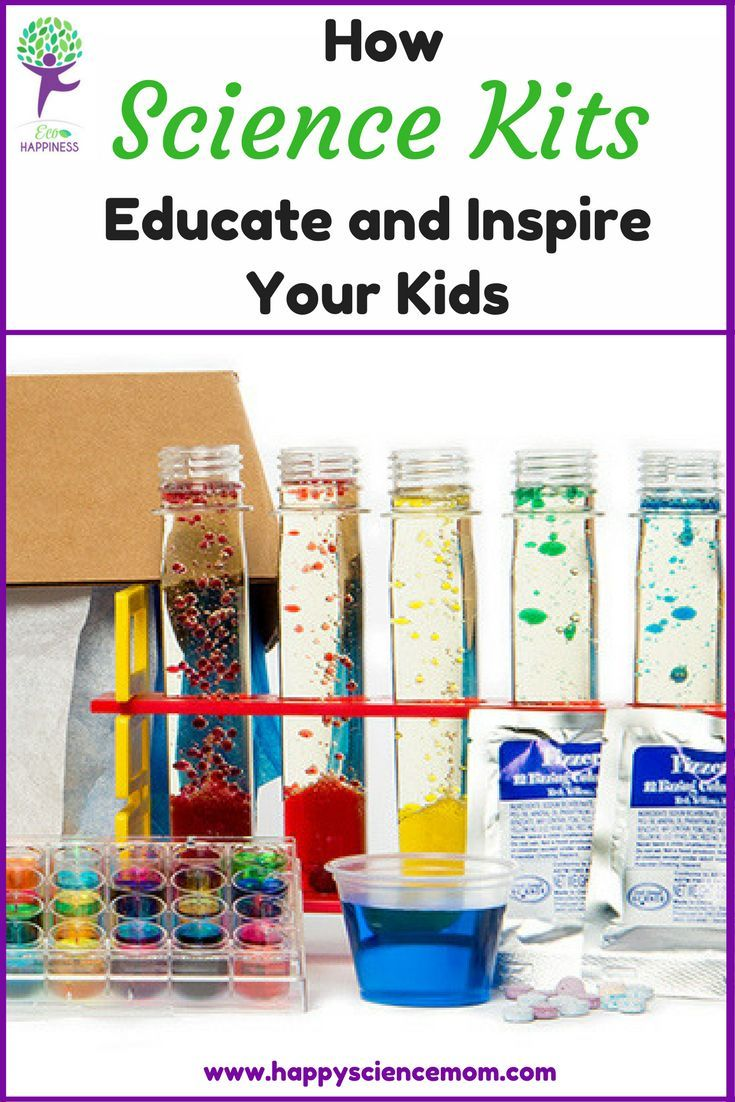 How Science Kits Educate and Inspire Your Kids