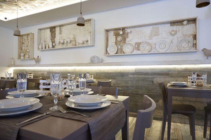 Sole Di Mezzanotte - Restaurant - Vincenzo Castaldi Architetto