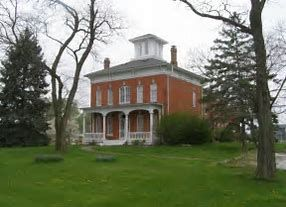 Winchester Mansion  Elkhart, Indiana