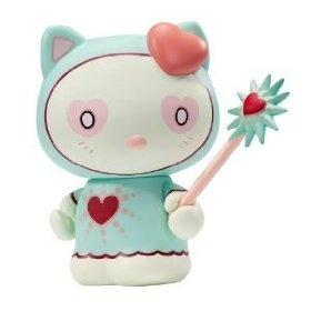 Kidrobot マジック Love ハローキティ Collectible Vinyl フィギュア Kidrobot