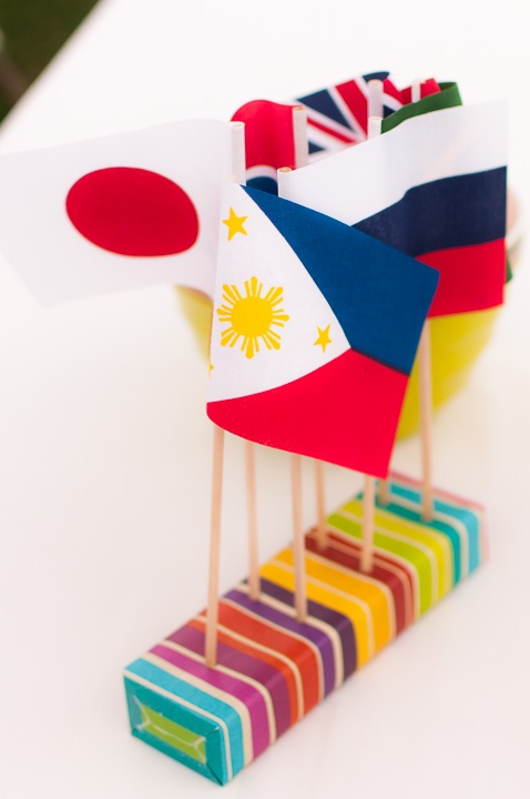 small world flags