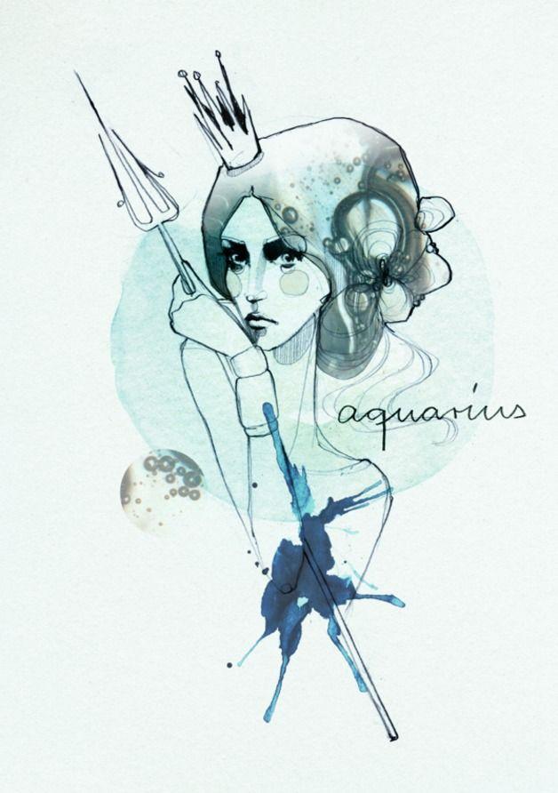 "Wassermann ""Aquarius"""