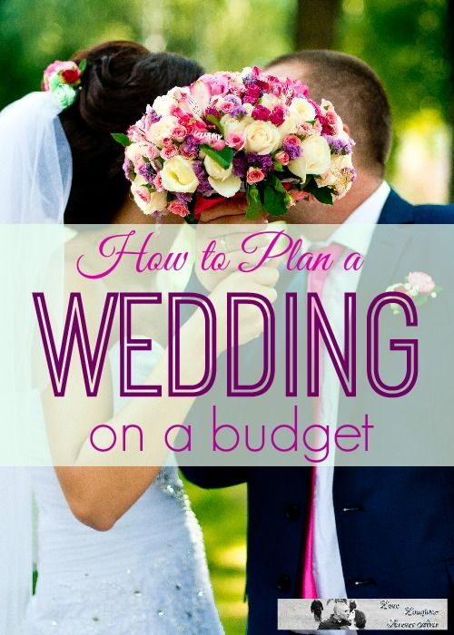 Read these tips on How to Plan a Wedding on a Budget. Find out how a couple spent only $3,000 for a beautiful and elegant wedding for 200