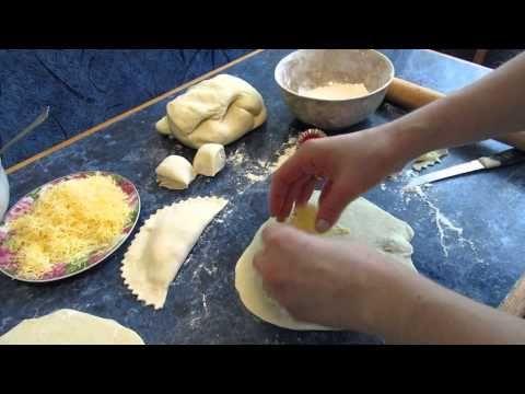 Вкуснейшие домашние чебуреки просто легко и очень вкусно - YouTube