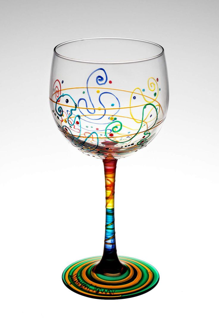 craft ideas for wine glasses 406 best wine glasses images on painting on 6271