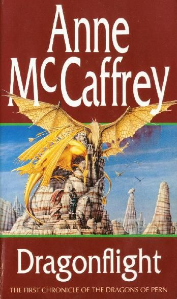 Anne McCaffrey's Dragonriders will finally take flight as a movie