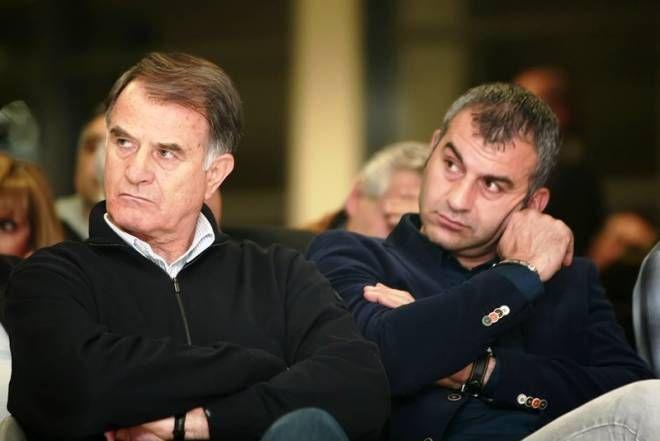 """Μεγάλοι Ποδοσφαιριστές, μα, ως Προπονητές Φέτος τα Έκαναν """"Θάλασσα"""", ιδίως στον Αγώνα Κυπέλλου με τον ΟΣΦΠ..."""